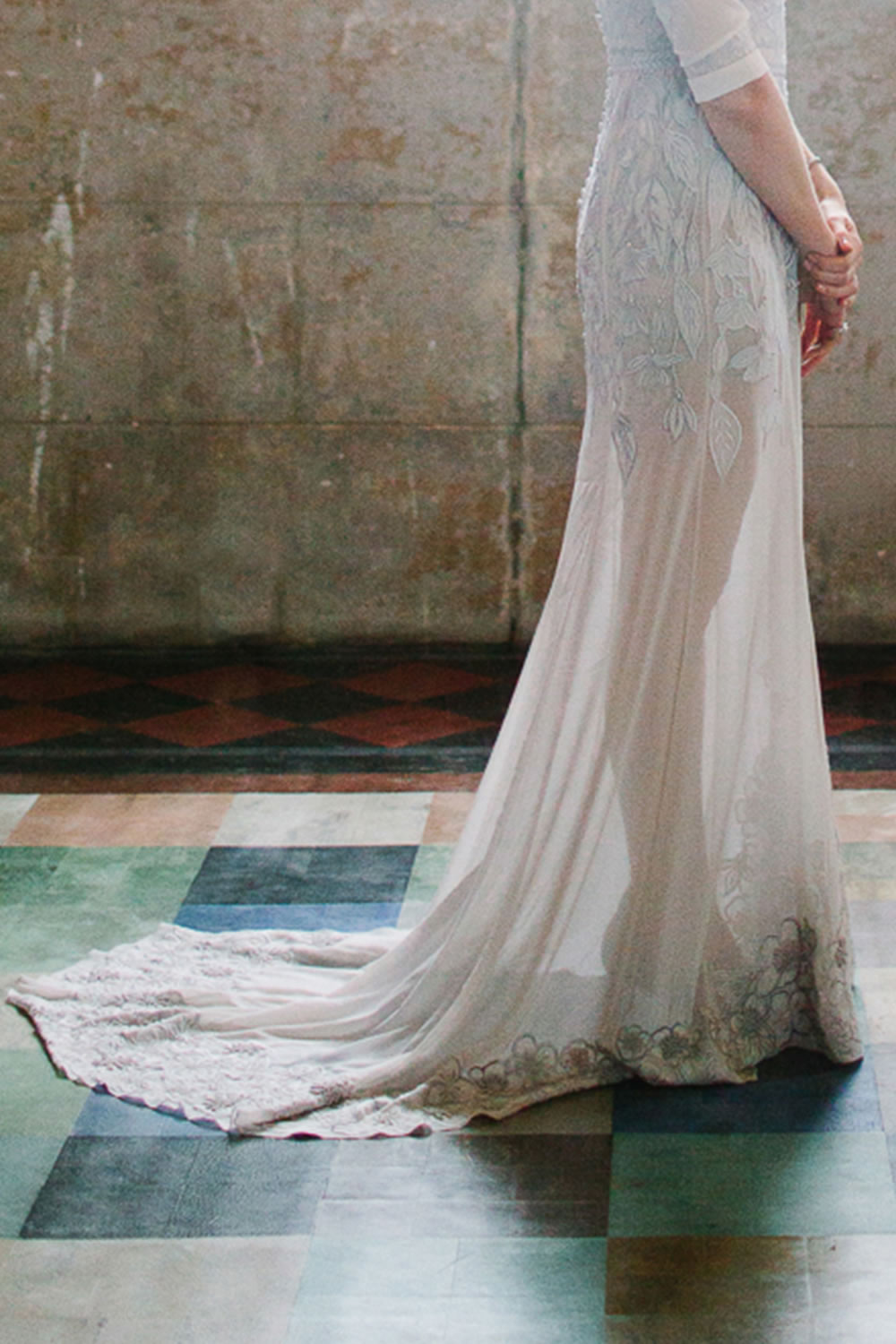 Brooke HdeP Bridal Wedding Dress 8