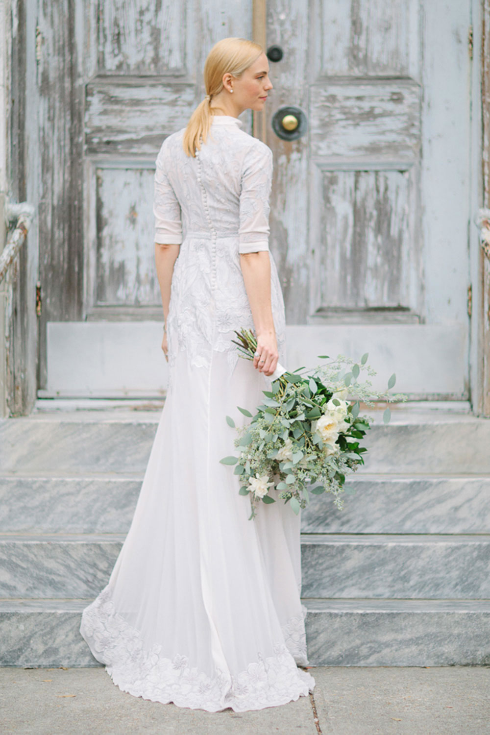 Brooke HdeP Bridal Wedding Dress 3