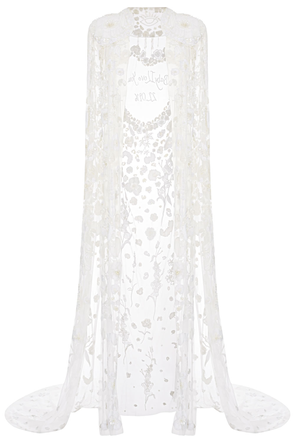 Wild At Heart Wedding Dress 1