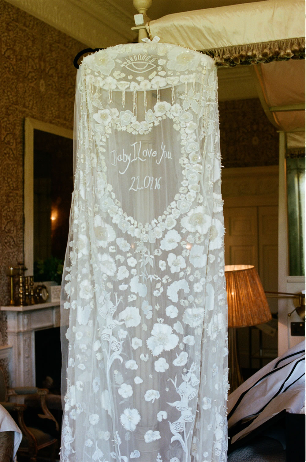 Mairead HdeP Bridal Wedding Dress 16