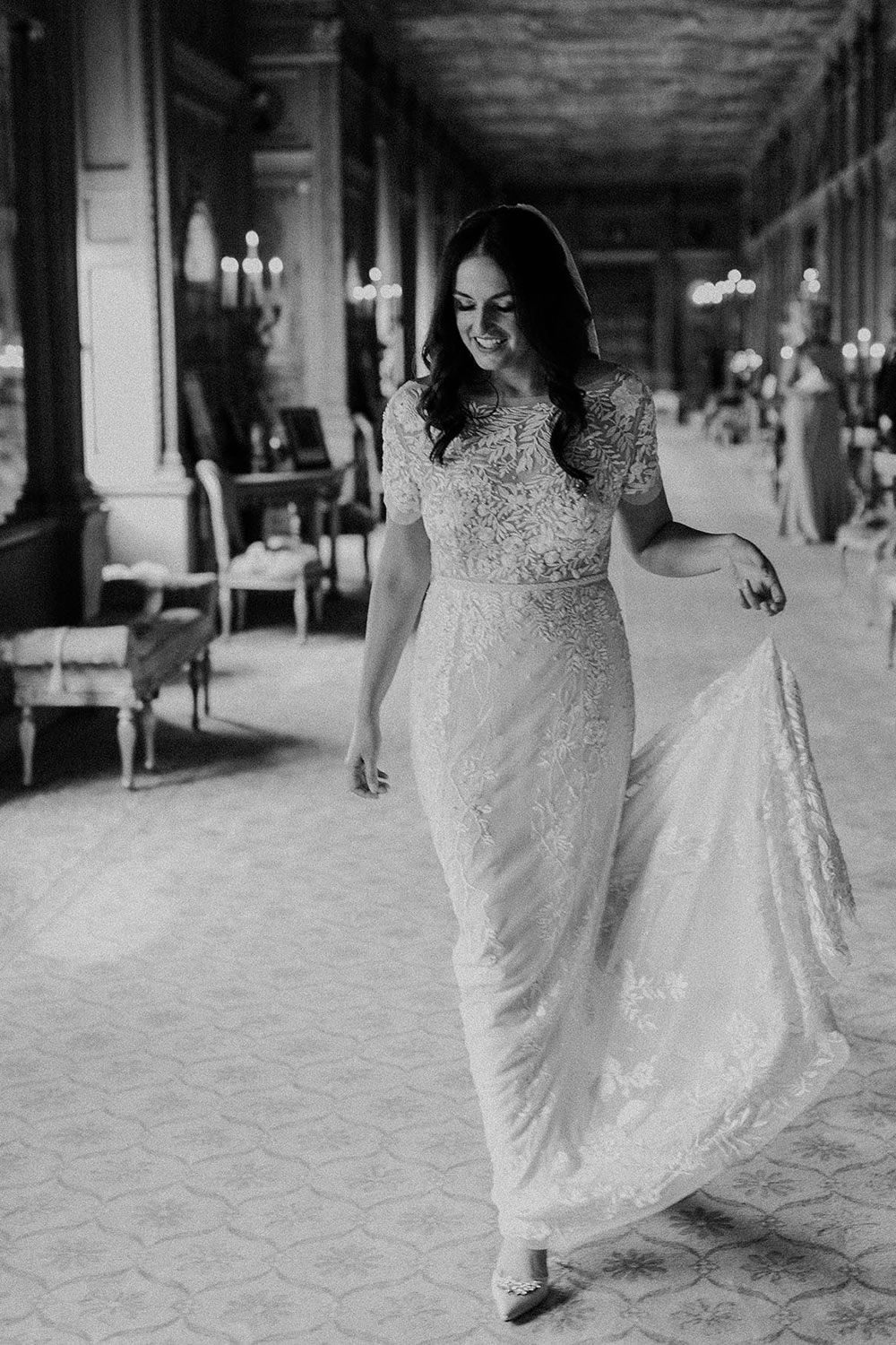 Jasmine HdeP Bridal Wedding Dress 9