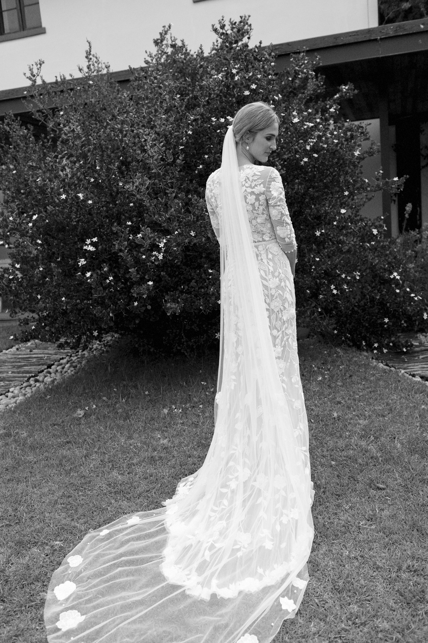 Sonja HdeP Bridal Wedding Dress 7