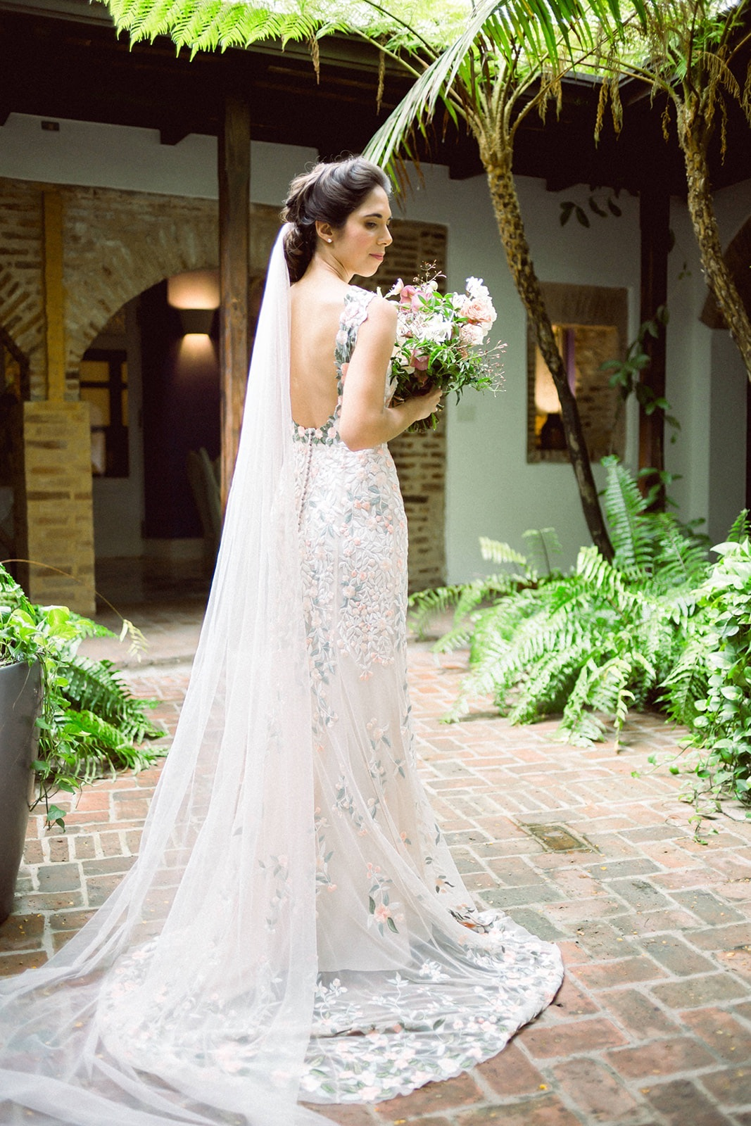 Virginia HdeP Bridal Wedding Dress 7